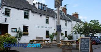 The Cross Keys in Kippen - Stirling - Building