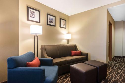 Comfort Suites Tampa Airport North - Tampa - Living room