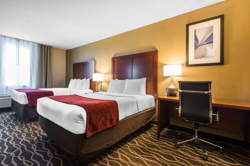 Comfort Suites Tampa Airport North - Tampa - Bedroom