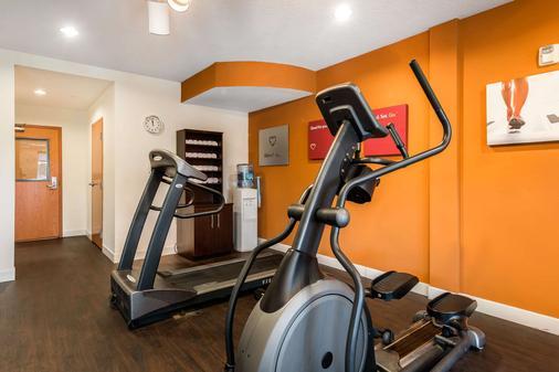 Comfort Suites Tampa Airport North - Tampa - Gym