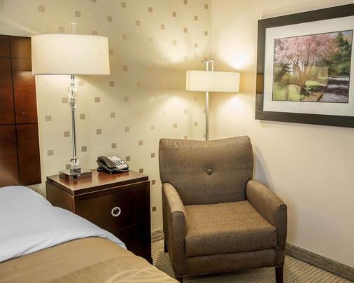 Comfort Inn Bloomington - Bloomington - Bedroom