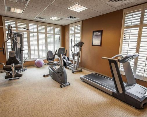Comfort Inn Bloomington - Bloomington - Gym
