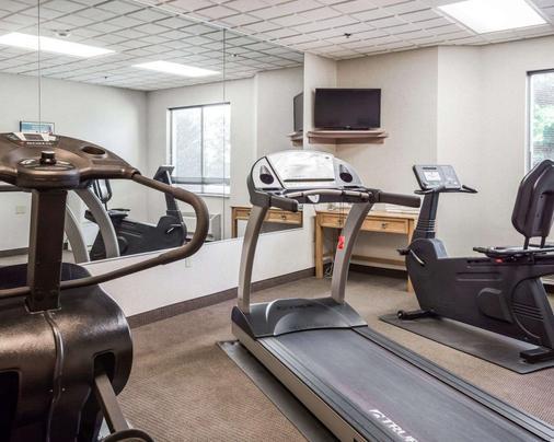 Sleep Inn - Lynchburg - Gym