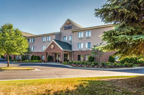 Comfort Inn & Suites University South - Ann Arbor - Building