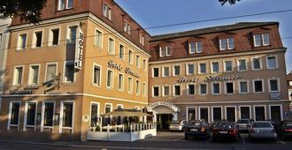 City Partner Hotel Strauss - Würzburg - Building