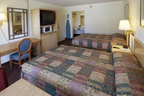 Americas Best Value Inn-Norfolk Airport Area - Virginia Beach - Bedroom