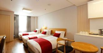 Ramada by Wyndham Seoul Dongdaemun - Seoul - Bedroom