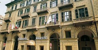 Starhotels Majestic - Turin - Building
