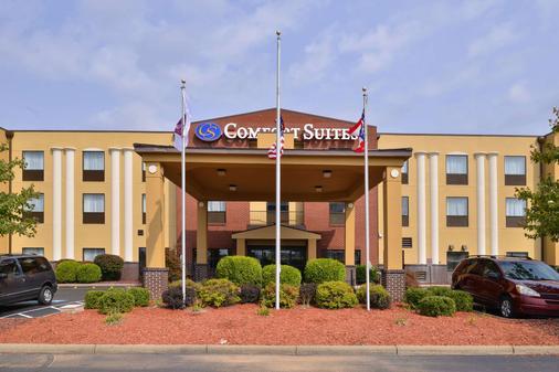 Comfort Suites Columbus - Columbus - Building