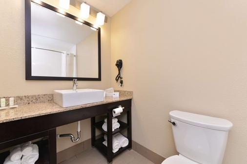 Comfort Suites Columbus - Columbus - Bathroom