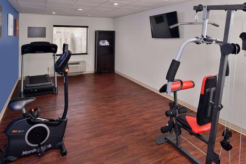 Comfort Suites Columbus - Columbus - Gym