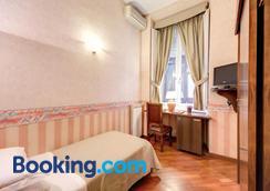 Hotel St. Moritz - Rome - Bedroom
