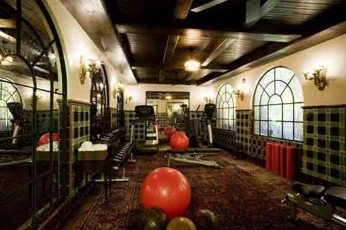 The Bowery Hotel - New York - Gym