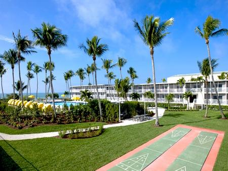 Sunset Beach Inn - Sanibel - Gym