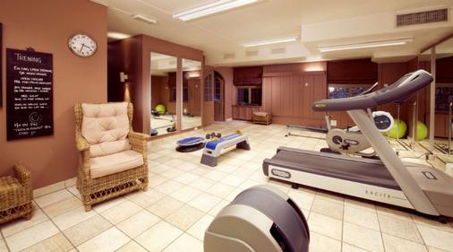 Clarion Collection Hotel Gabelshus - Oslo - Gym