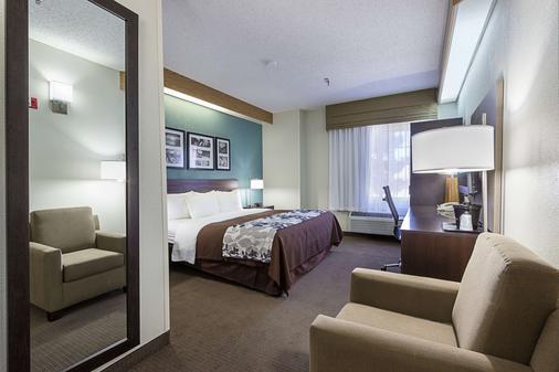 Sleep Inn University - El Paso - Bedroom