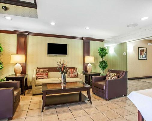 Comfort Inn Lehigh Valley West - Allentown - Lobby