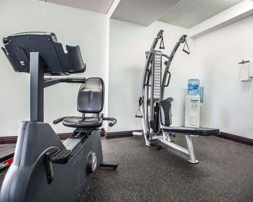 Comfort Inn Lehigh Valley West - Allentown - Gym