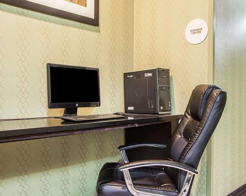 Comfort Inn Lehigh Valley West - Allentown - Business centre