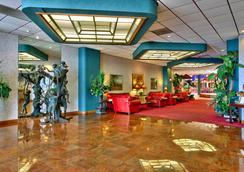 MCM Grande Hotel Fundome Odessa - Odessa - Lobby