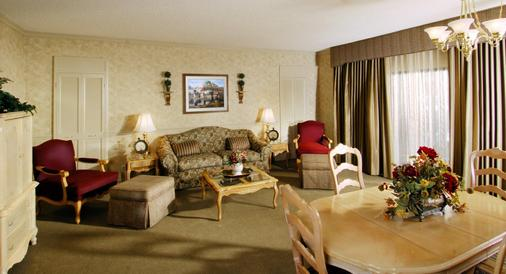 Piccadilly Inn Airport - Fresno - Bedroom