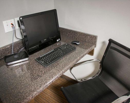 Sleep Inn & Suites Medical Center - Shreveport - Business centre