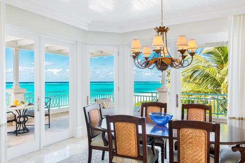 The Palms Turks and Caicos - Providenciales - Dining room
