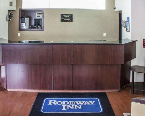 Rodeway Inn Airport - Boise - Lobby