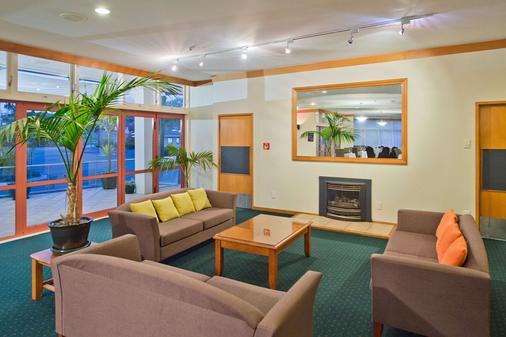 Comfort Hotel Flames Whangarei - Whangarei - Lobby