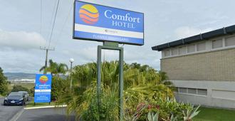 Comfort Hotel Flames Whangarei - Whangarei - Building