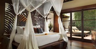 Hanging Gardens of Bali - Ubud - Bedroom