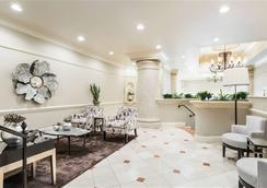 Montecito Inn - Santa Barbara - Lobby