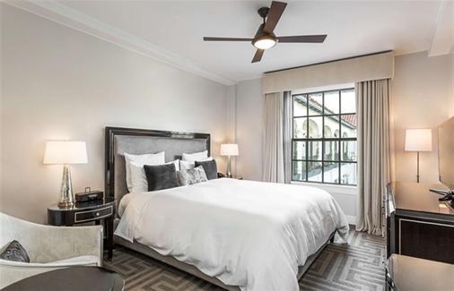 Montecito Inn - Santa Barbara - Bedroom