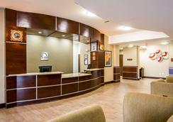 Sleep Inn & Suites I-20 - Shreveport - Lobby