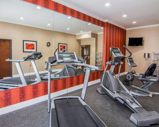 Sleep Inn & Suites I-20 - Shreveport - Gym