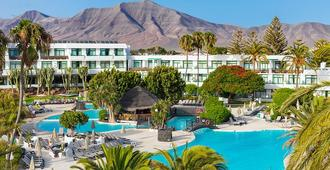 H10 Lanzarote Princess - Playa Blanca - Building