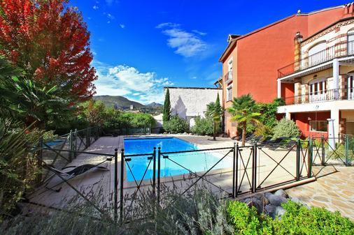 Best Western Beausejour - Lourdes - Pool