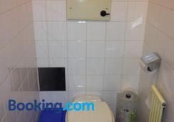 Jugendherberge Innsbruck - Youth Hostel - Innsbruck - Bathroom