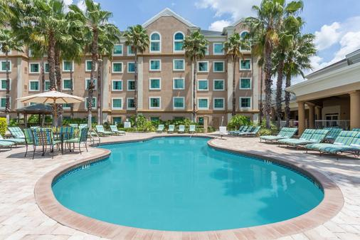 Hawthorn Suites by Wyndham Orlando Lake Buena Vista - Orlando - Pool