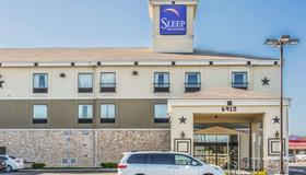 Sleep Inn & Suites West Medical Center - Amarillo - Building