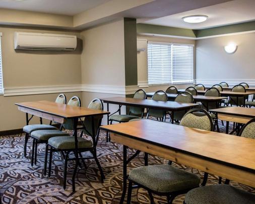 Quality Inn & Suites Near Fairgrounds Ybor City - Tampa - Meeting room