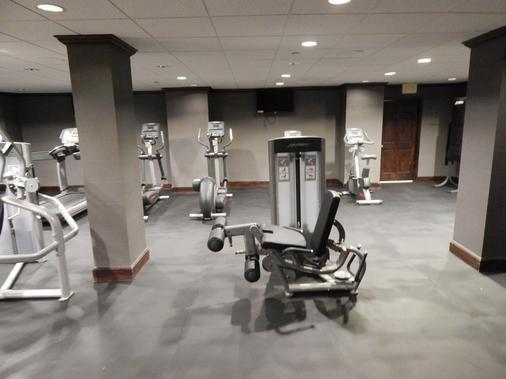 Lord Baltimore Hotel - Baltimore - Gym
