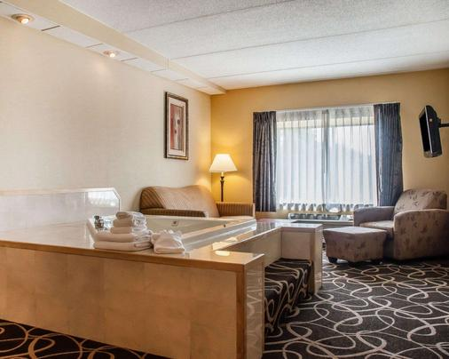 Quality Hotel & Suites At The Falls - Niagara Falls - Living room