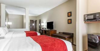 Comfort Suites West Omaha - Omaha - Bedroom