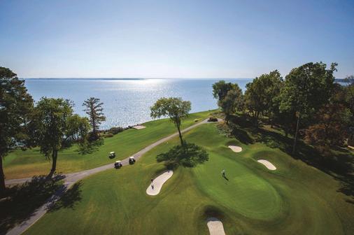 Kingsmill Resort - Williamsburg - Golf course