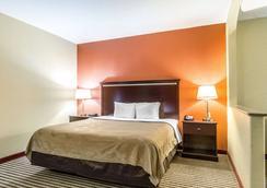 Quality Suites North - Houston - Bedroom