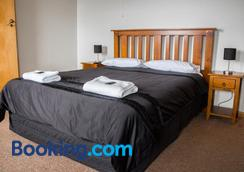 The Pier Lodge Bed And Breakfast - Christchurch - Bedroom
