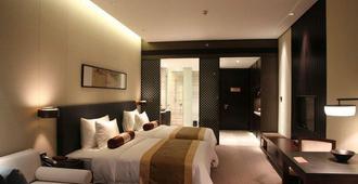 Shenzhen Castle Hotel - Shenzhen - Bedroom