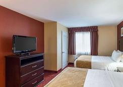 Comfort Suites Wichita - Wichita - Bedroom