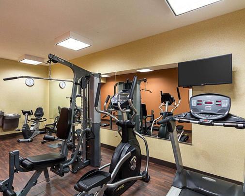 Comfort Suites Wichita - Wichita - Gym